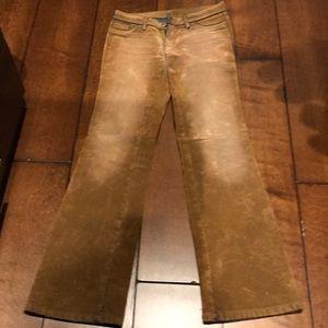 Denim - Treated stretchy jeans